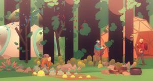 Новенькая игра от создатилей EVE Online