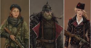 Мехи 1 ой мировой прибыли на Kickstarter— свежие подробности и игровые кадры Iron Harvest