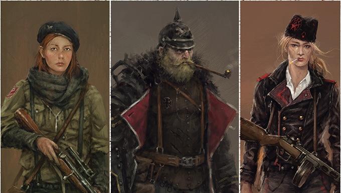Photo of Мехи 1-ой мировой прибыли на Kickstarter— свежие подробности и игровые кадры Iron Harvest