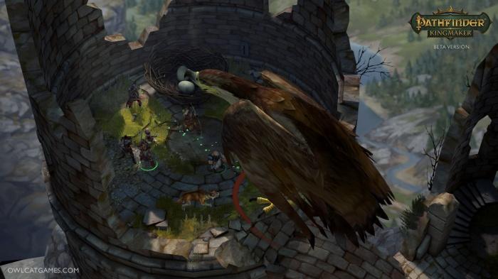Новый трейлер Pathfinder: Kingmaker— RPG от выходцев из Nival и Mail.Ru при участии Криса Авеллона