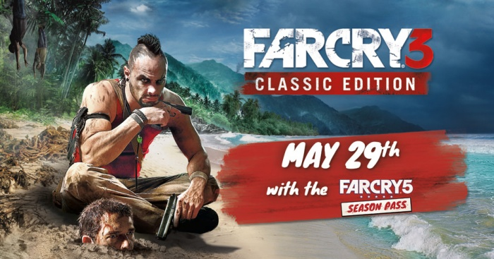 Photo of Far Cry 3 Classic Edition для PS4 и Xbox One станет доступна с 29 мая