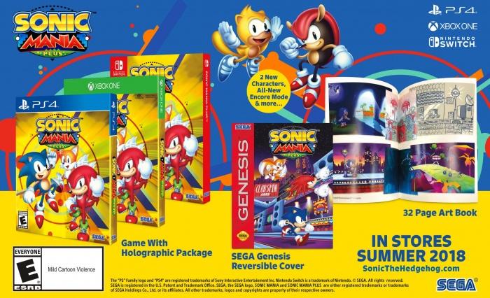 Photo of У Соника начинается бурный шаг в жизни: свежие гонки, кроссовки, мульт и улучшенная Sonic Mania
