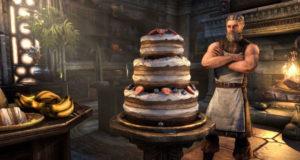 The Elder scrolls Online празднует собственный денек рождение и раздает халяву!