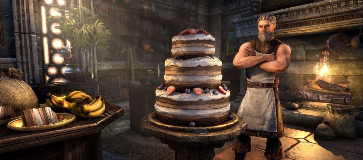 Photo of The Elder scrolls Online празднует собственный денек рождение и раздает халяву!