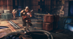INSOMNIA: The Ark— сюжетная ретрофутуристичная RPG от компании из Самары