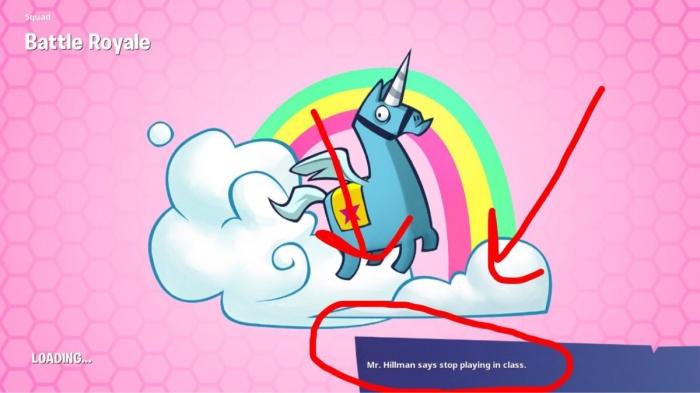 Photo of Epic добавила уведомление для учащихся, кои очень многовато играют в Fortnite у собственного педагога