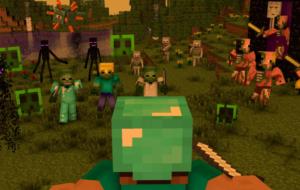 Обзор игры Майнкрафт