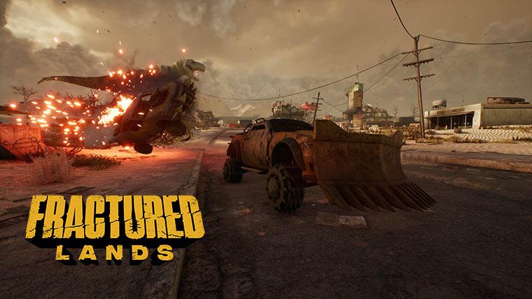Photo of Fractured Lands – королевская битва с автомобилями