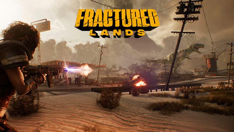 Photo of Fractured Lands – выходит новая королевская битва