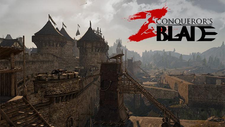 Photo of Conqueror's Blade – скоро выйдет новая MMORPG на русском