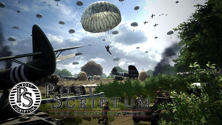 Post Scriptum – новая игра о Второй мировой войне