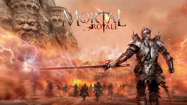 Photo of Mortal Royale – фэнтезийная королевская битва на 1000 игроков