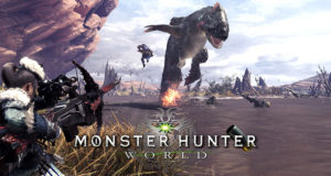 world of monster hunter