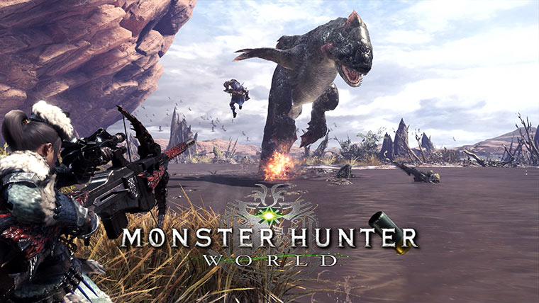 Monster Hunter World – долгожданный выход на PC