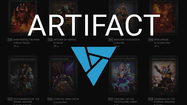 Photo of Artifact – ККИ по Dota 2 выйдет в ноябре