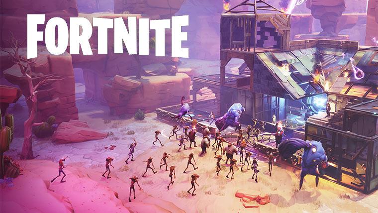 Photo of Fortnite – глобальное обновление 5.0