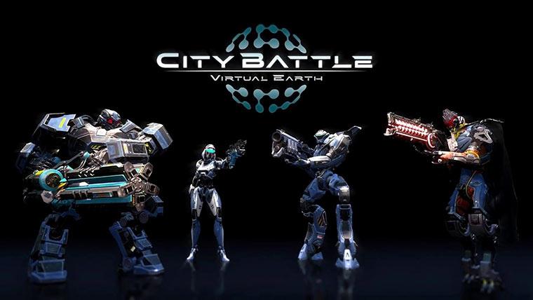 Photo of City Battle Virtual Earth – ОБТ шутера с роботами