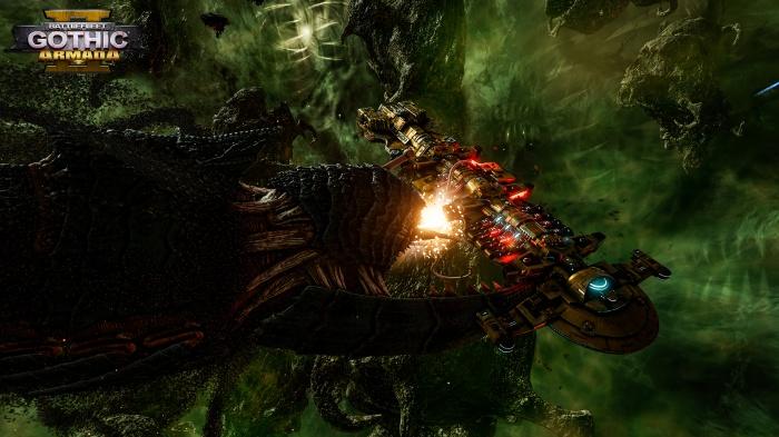 Photo of Battlefleet Gothic: Armada 2 объявляет дату релиза и сроки двух бета-тестов