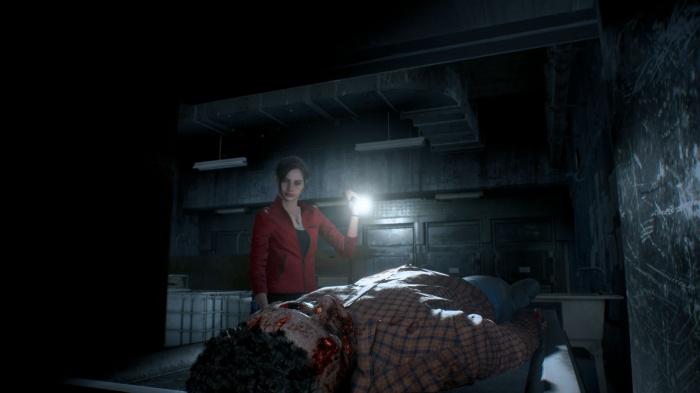 Photo of Свежие скриншоты и видео из Resident Evil 2 демонстрируют обновлённых лизунов
