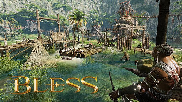 Photo of Bless Online – MMORPG станет бесплатной