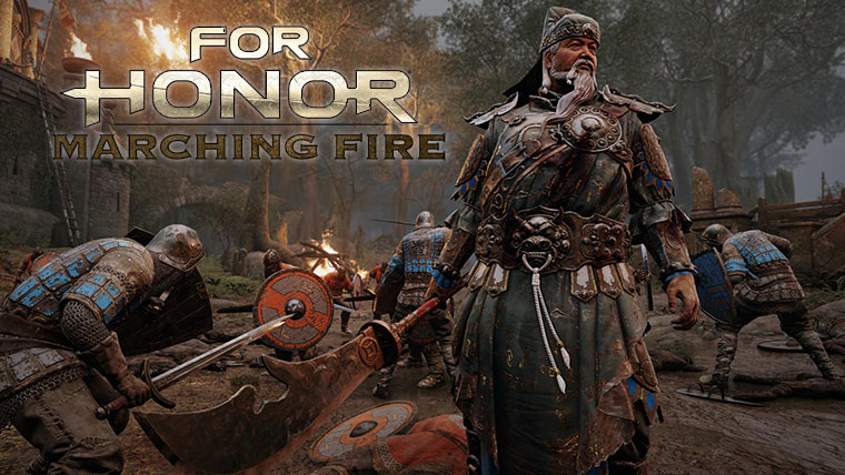 For Honor – Marching Fire Expansion