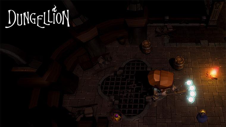 Photo of Dungellion – анонс рогалика с элементами королевской битвы