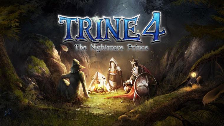Photo of Trine 4 – анонсировано продолжение приключения