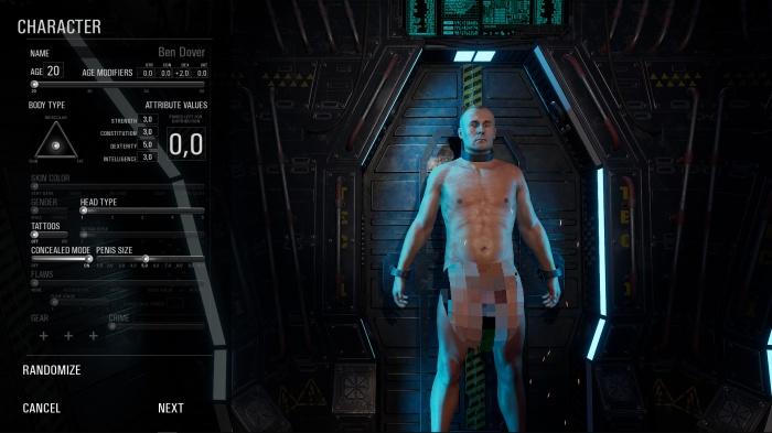 Photo of В SCUM теперь можно настраивать длину пениса. Владельцам DLC — два дюйма бесплатно!