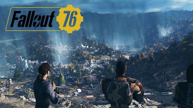 Fallout 76 – игра вышла в релиз