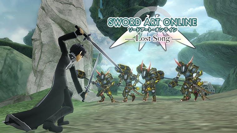 Sword Art Online Lost Song – японская ролевая игра на PC