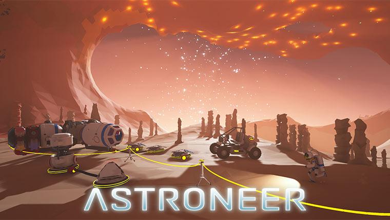 Photo of Astroneer – космическая песочница готовится к релизу