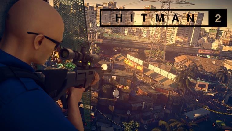 Hitman 2 – релиз шпионского триллера