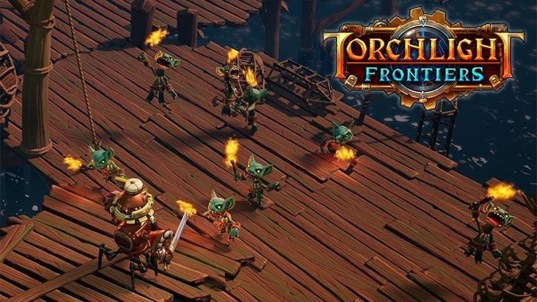 Torchlight Frontiers – ЗБТ бесплатной MMORPG