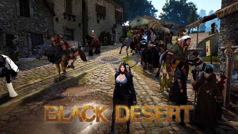Photo of Black Desert – возвращение той самой MMORPG