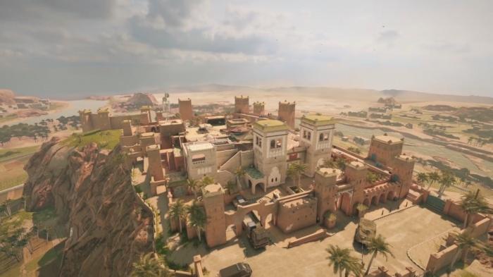 Первая видеодемонстрация «Крепости» — новой карты для Rainbow Six Siege [обновлено]