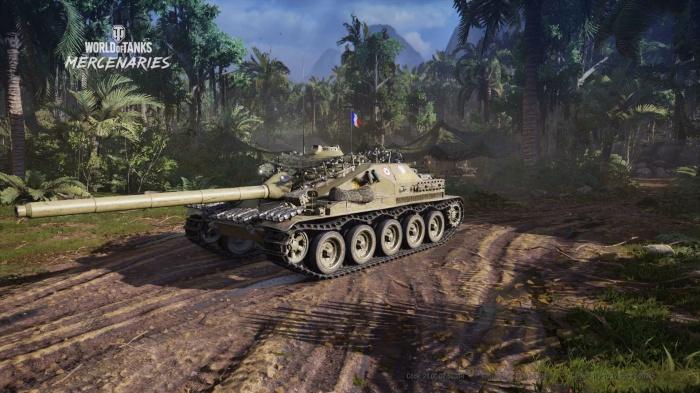 Photo of «World of Tanks: Наёмники» получили новую технику и скоро обзаведутся режимом стратегии