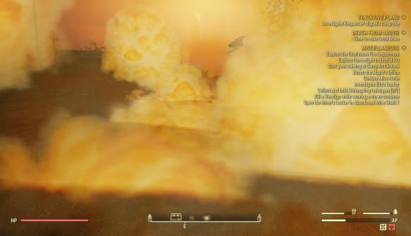Из-за бага игрок в Fallout 76 стал неубиваемым и теперь молит о смерти