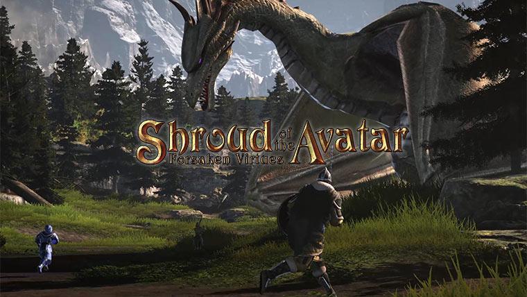 Shroud of the Avatar – хардкорная MMORPG теперь бесплатна