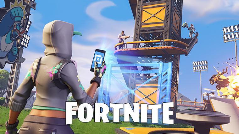 Photo of Fortnite – добавили творческий режим