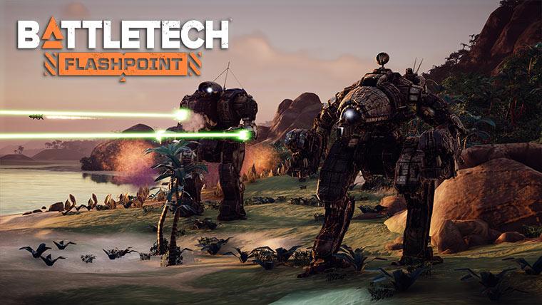 Photo of BattleTech Flashpoint – первое дополнение стратегии с мехами