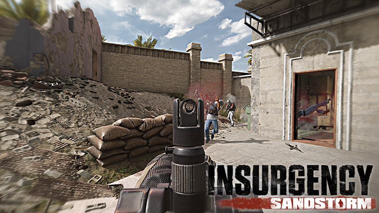 Insurgency Sandstorm – новый командный шутер