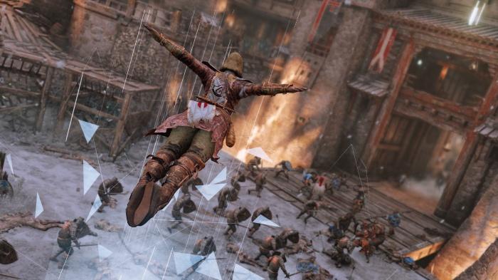 В For Honor стартовало событие, посвящённое Assassin's Creed