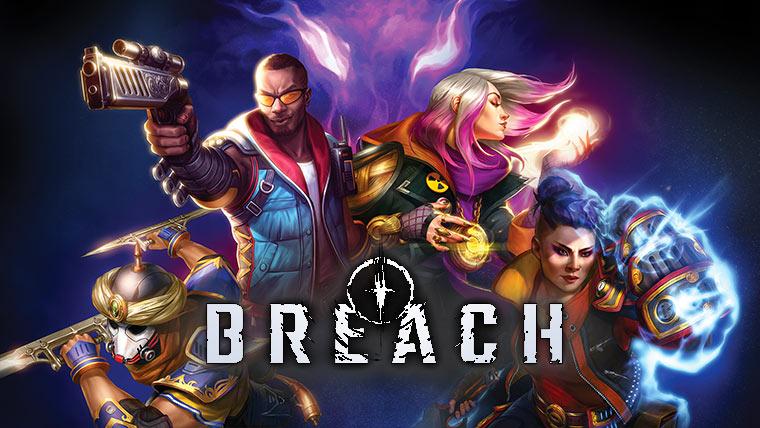 Breach – новый многопользовательский экшен