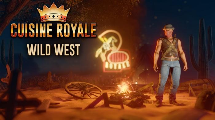 Photo of Предметы в стиле Дикого Запада и первый женский персонаж — в Cuisine Royale начался новый сезон