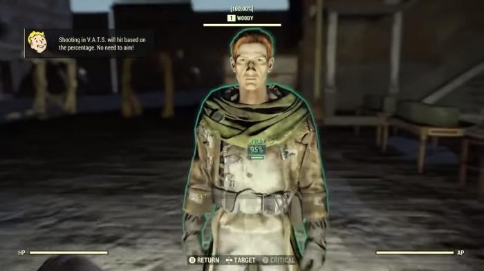 Photo of В Fallout 76 отыскали девелоперскую локацию, где есть единственный NPC в игре