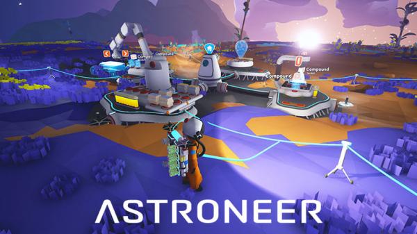 Photo of Astroneer – космический симулятор вышел в релиз
