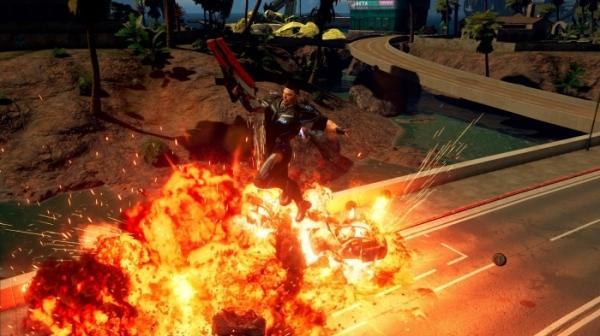 Crackdown 3: 20 минут разрушительного геймплея и впечатления критиков1