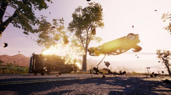 Гонка Dangerous Driving от авторов Burnout получила дату выхода. Релиз на PC — только в Epic Games Store5