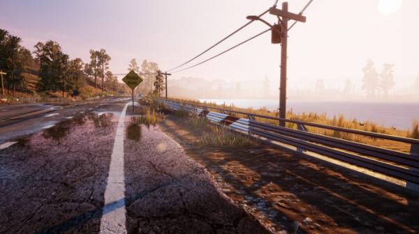 Гонка Dangerous Driving от авторов Burnout получила дату выхода. Релиз на PC — только в Epic Games Store8
