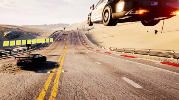 Гонка Dangerous Driving от авторов Burnout получила дату выхода. Релиз на PC — только в Epic Games Store9